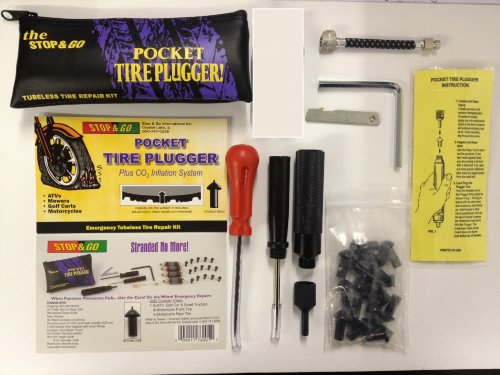 STOP N GO POCKET TYRE PLUGGER (SMALL)