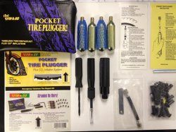 STOP N GO POCKET TYRE PLUGGER (LARGE)