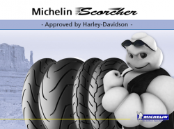 MICHELIN SCORCHER