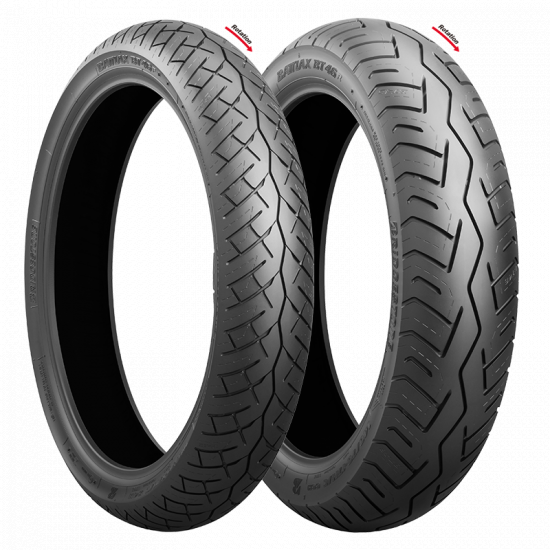 BRIDGESTONE BATTLAX BT46